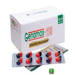 Genamox 250mg