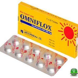 Omniflox 200mg