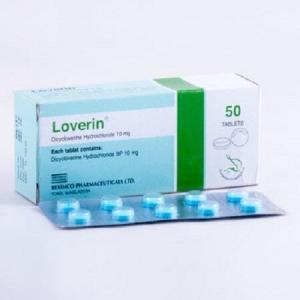 Loverin 10mg