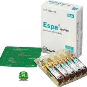 Espa 40mg in 2ml