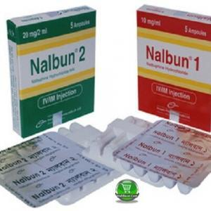 Nalbun 10mg/1ml