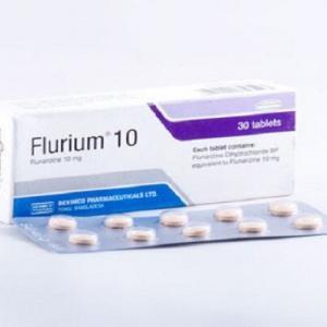 Flurium 10mg