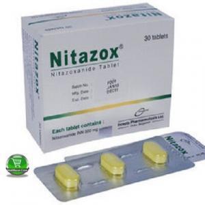 Nitazox 500mg