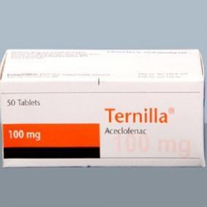 Ternilla 100mg