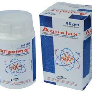 Aqualax 85mg
