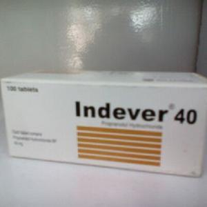 Indever 40mg