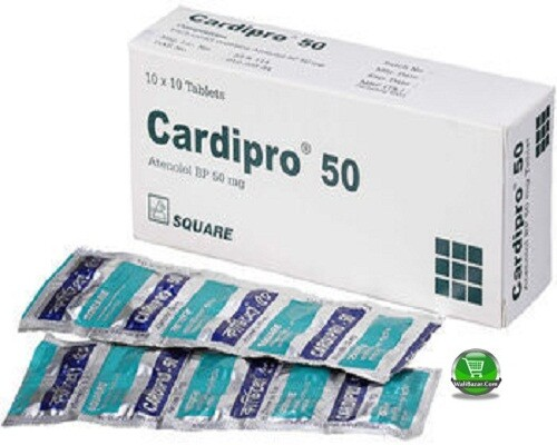 Cardipro 50mg