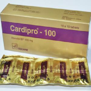 Cardipro 100mg