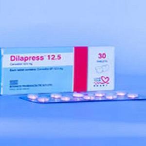 Dilapress 12.5mg