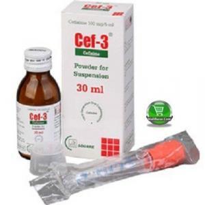 CEF-3 Susp.30ml