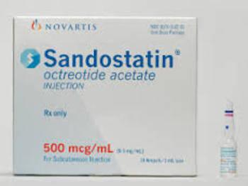 SANDOSTATIN 500mcg