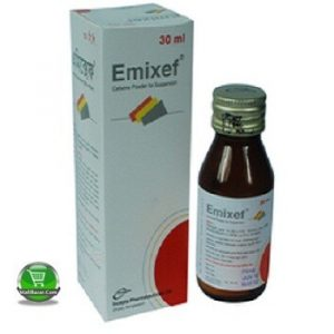 Emixef Susp. 30ml