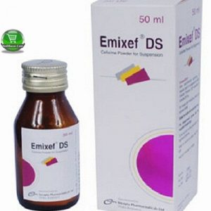 Emixef DS Susp. 50ml