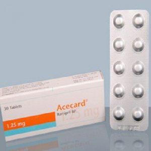 Acecard 1.25mg