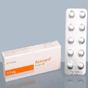 Acecard 2.5mg