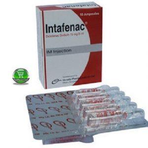 Intafenac 75mg