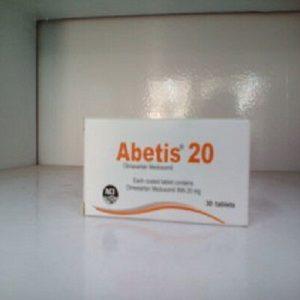 Abetis 20mg