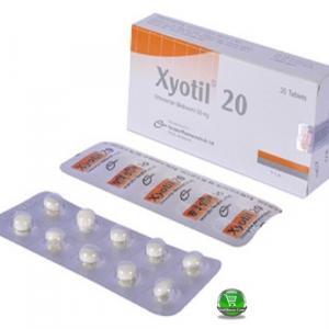 Xyotil 20mg