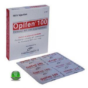 Opifen - l00mcg/2ml