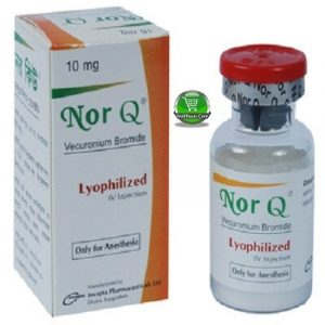 NOR Q 10mg vial