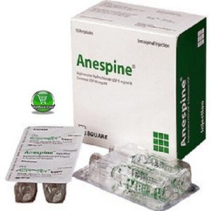 Anespin 4ml amp