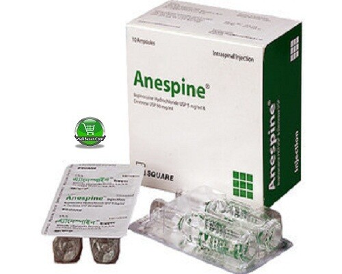 Anespin 4ml amp