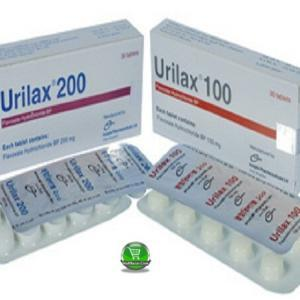 Urilax 100mg