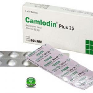 Camlodin Plus 25