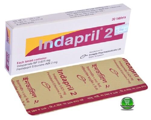 Indapril 2mg