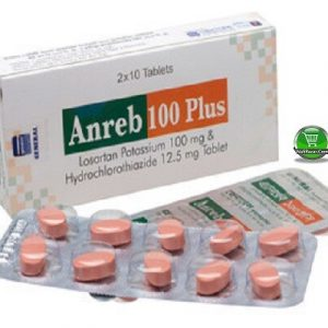Anreb100 plus 12.5mg