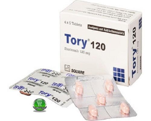 Tory 120mg