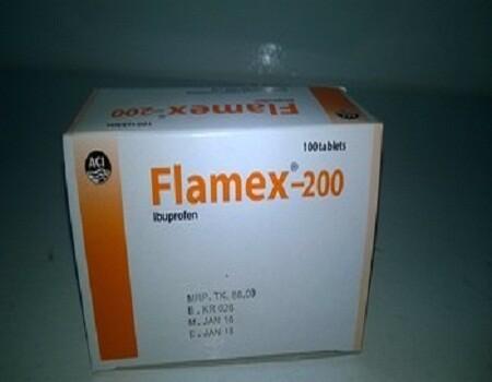 Flamex 200mg