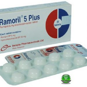 Ramoril 5 plus