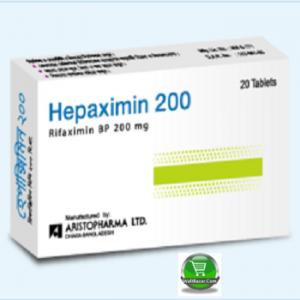 Hepaximin 200mg