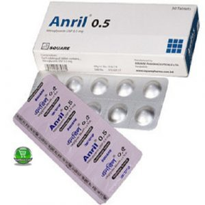 Anril 0.5mg