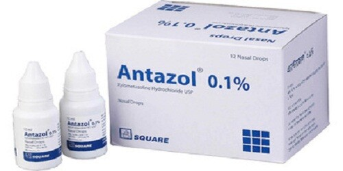 Antazol 0.1%