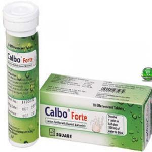 Calbo Forte 500mg