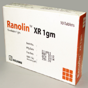Ranolin XR 1gm