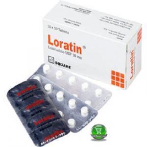 Loratin 10mg