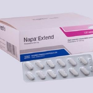 Napa Extend 665mg