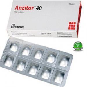 Anzitor 40mg
