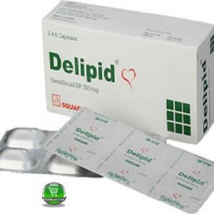 Delipid 300mg