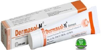 Dermasol-N 15gm/tube