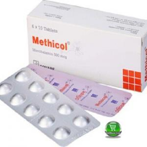 Methicol 500mg