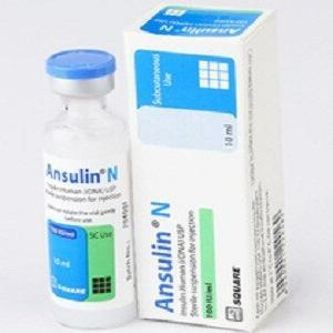 Ansulin N 100iu/10ml