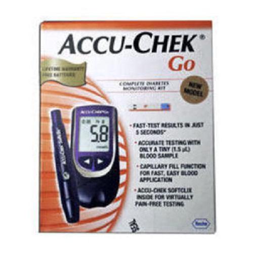 Accu Chek Go 1 pack