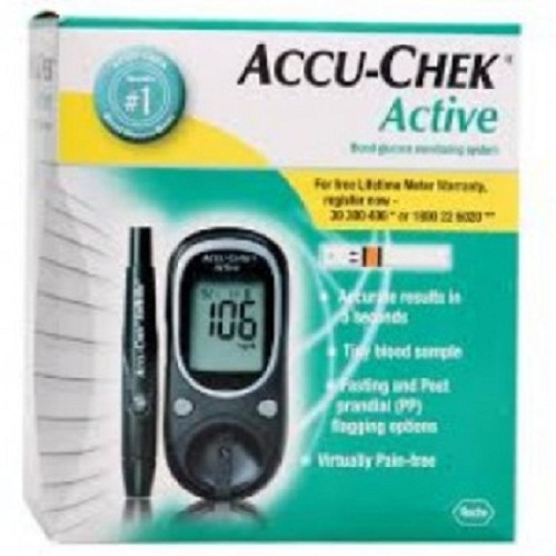 Accu Chek Active 1 pack