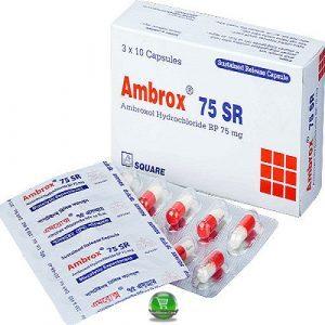 Ambrox®75 SR