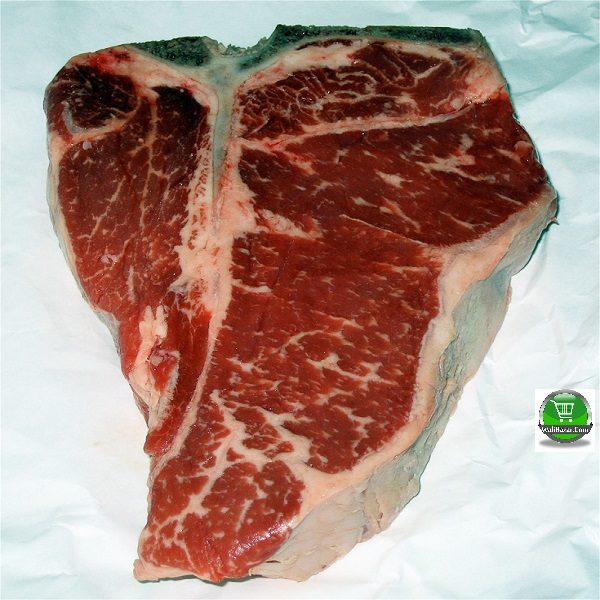 T Bone Steak (Bengal Meat) 500 gm