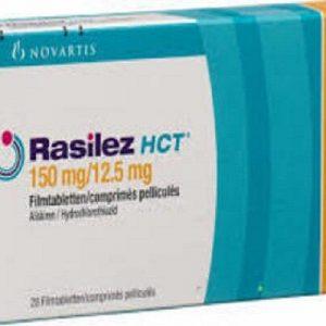 Rasilez HCT 12.5mg